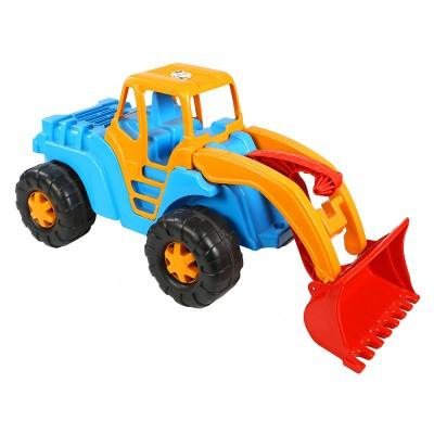 """Автомобіль для прогулянок """"Оріон"""" 150-150 (1шт) """"Бэби трактор"""" без спинки"""