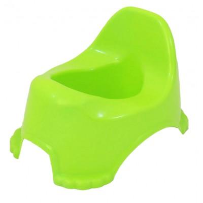 Горщик 4067 дитячий, маленький(синій, зелений).
