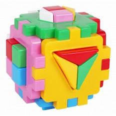 "Куб 2469 ТехноК, ""Розумный малюк"" логіка №2"