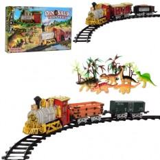 Залізниця 6678-11-12 локомотив, на батарейках, в коробці
