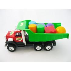 """Вантажівка Фарго 009-8 """"BAMSIK"""", будівельник"""