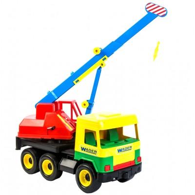 "Машина 39226 ""Тигрес"" ""Middle truck"" кран"