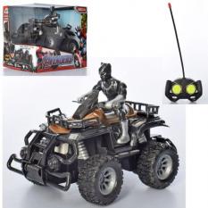 Квадроцикл HD 398 E AV, р/у, на батарейках, в коробці
