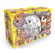 """Сумка """"ROYAL PEY'S"""" RP-01-01-07 Danko Toys, сумка-розмальовка з собачкою"""