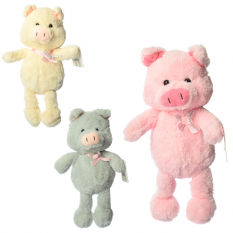 М'яка іграшка MP 1749 свинка