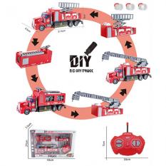 Спецтехніка QH 9804 р / у, пожежна машина, в коробці