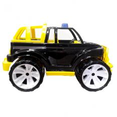 """Машина 338-338-BL """"BAMSIK"""", внедорожник, чорний"""