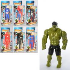 Супергерой 1581-81 C на батарейках, в коробці