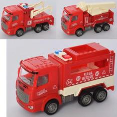 Пожежна машина X 21-02 інерційна, в кульку
