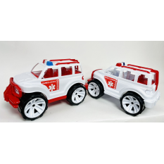 "Машина 335-335 ""BAMSIK"", позашляховик, великий, швидка допомога"