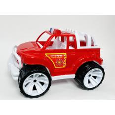 """Машина 336-336 """"BAMSIK"""", позашляховик, великий, пожежна"""