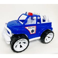 """Машина 337-337 """"BAMSIK"""", позашляховик, великий, поліція"""