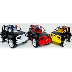 "Машина 329-329 ""BAMSIK"", внедорожник, мал. чорний кузов"