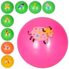 М'яч дитячий MS 3005 тварини