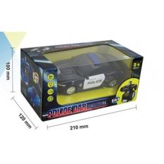 Трансформер батар. 8802-B (96шт/2) Police, звук, в кор. 21*12*10см