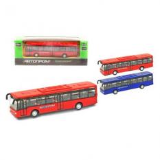 """Автобус 7783 """"АВТОПРОМ"""", метал, в коробці"""