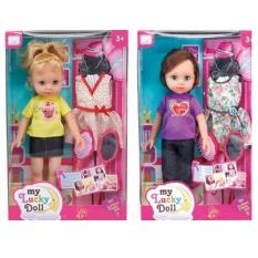 Лялька 8808 в коробці
