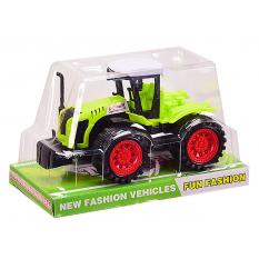 Трактор 666-139A(96шт/2)под слюдой 19,5*12*10,5см