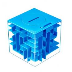 Головоломка 2691 3D-лабіринт-скарбничка, в коробці