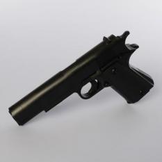 Пистолет 268-2 (120шт) на пульках, 19см, в кульке, 19-15-3см