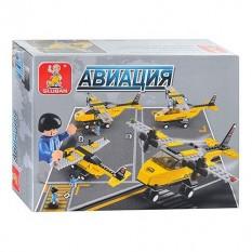 Конструктор SLUBAN M 38 B 0360 Авіація, літак