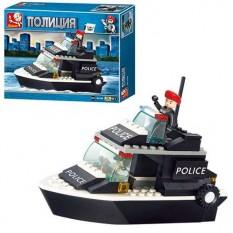Конструктор SLUBAN M38 - B 1700  поліція, катер
