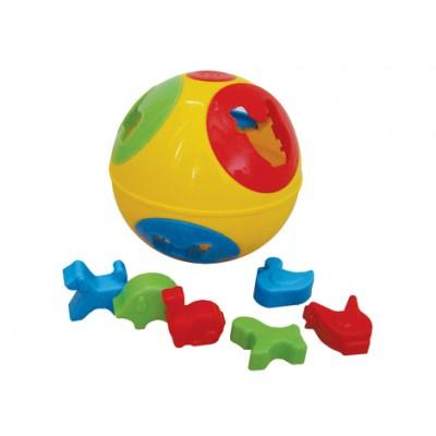 Куб 3237 ТехноК, Розумный малюк, Шар 2