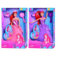 Лялька DEFA 8188 аксесуары, в кор-ке