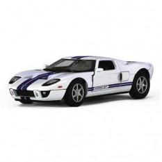 "HU Машинка жел KINSMART KT 5092 W  ""FORD GT 2006"""
