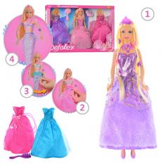 Лялька з нарядом DEFA 8245 в кор-ке