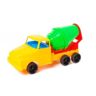 "Машина 281 ""BAMSIK"", бетономішалка №3, денни міні"