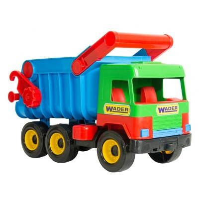 "Машина 39222 ""Тигрес"", ""Middle truck"" самоскид"