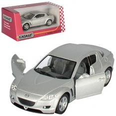 """Машина залізна HU KINSMART KT 5071 W  """"MAZDA RX - 8"""""""