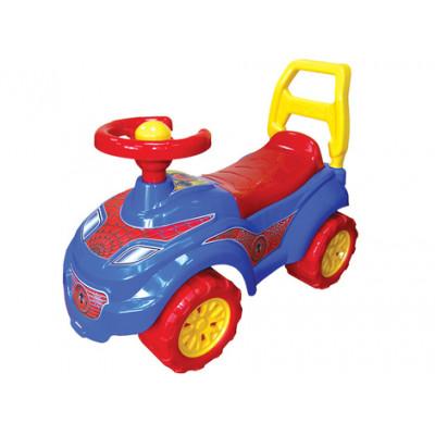 """Машинка для прогулянок 3077 """"Спайдер"""", ТехноК"""