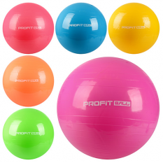 М'яч для фитнеса-65см MS 0382 Фитбол, в кульку