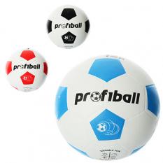 М'яч футбольний VA 0018 розмір 4, Profiball, в кульку
