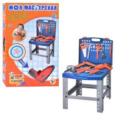 Набір інструментів 008-22 валіза-стіл, в кор-ке