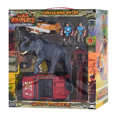 Набір рятувальників 1826-3 A слон, в кор-ке