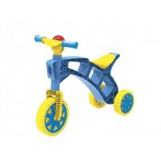 Ролоцикл 3831-3(2шт.) велика, №3(красн+голуб), ТехноК