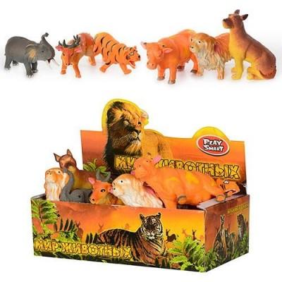 JT Тварини 7215 диких(12 шт)