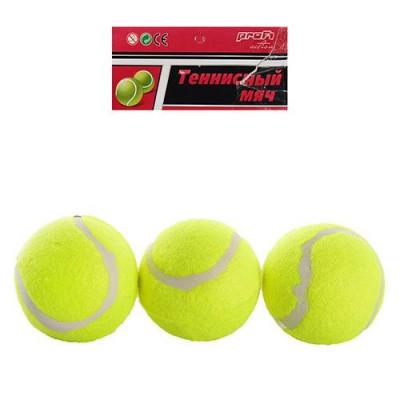 Тенісні м'ячі MS 0234 3 шт в кульку