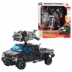 """Трансформер H 603/8109 """"Праймбот"""", робот-джип, в кор-ке"""