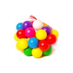 """Кульки 025 маленьких, 40 шт """"BAMSIK"""""""