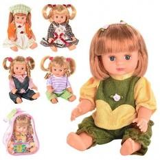 JT Лялька ОКСАНОЧКА 5063-5064-5065-5058 в рюкзаку