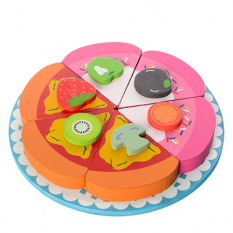 Дерев'яна іграшка Гра A 03142 торт