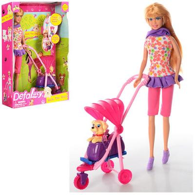 Лялька DEFA 8205 в коробці