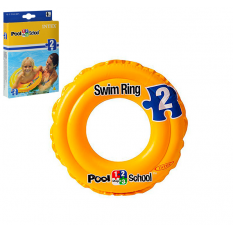 Круг 58231 (24шт) Swit Ring, Pool School 2, 51см, 3-6 лет, в кор-цi, 19-13-2,5см