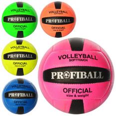 М'яч волейбольний 1107ABCDE (30шт)