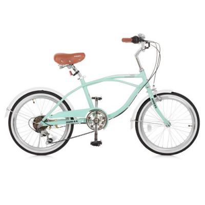 Велосипед 20 д. G20URBAN S20.1 (1шт / ящ), м'ята