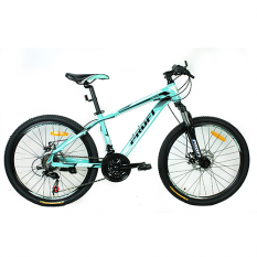 Велосипед 24 д. G24PRECISE A24.1 (1шт / ящ) М'ята